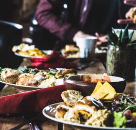 10 najlepszych restauracji wegańskich w Warszawie