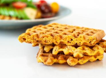 gofry, gofry bezglutenowe, zdrowe jedzenie, zdrowe odzywianie, wiem co je, jem zdrowo, weganizm, wegańskie,