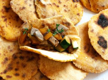 tortilla, placki z batata, bezglutenowe wrapy, bezglutenowa tortilla, weganizm, wegańskie, bezglutenu, zdrowe jedzenie, pomysł na obiad, kolacja