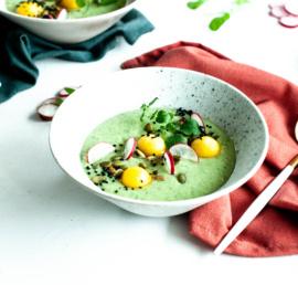 weganizm, bezglutenu, zupa, obiad, celiakia, pomysł, zdrowy obiad, zdrowe jedzenie, zdrowe ożywnianie