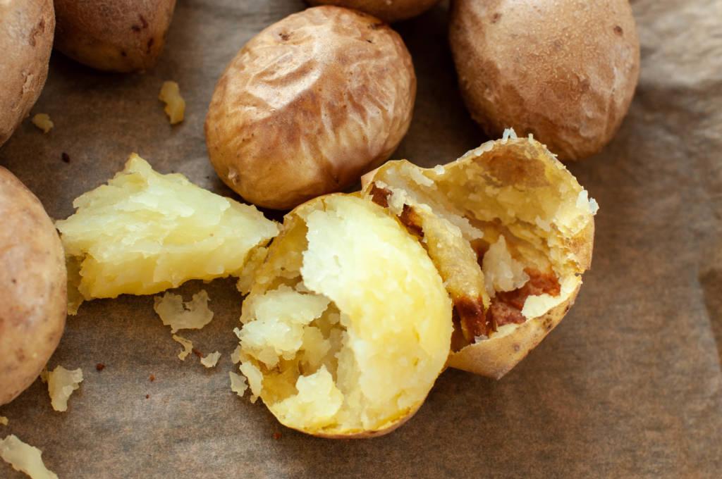 Ziemniaki w łupinie