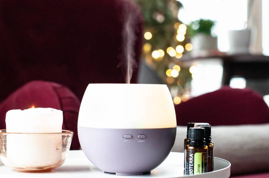 aromaterapia - olejki eteryczne